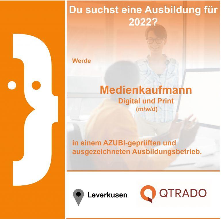 Medienkaufmann Digital und Print (m/w/d)