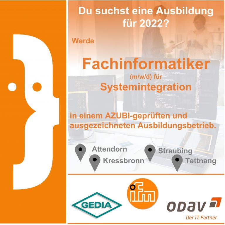 Fachinformatiker für Systemintegration (m/w/d)