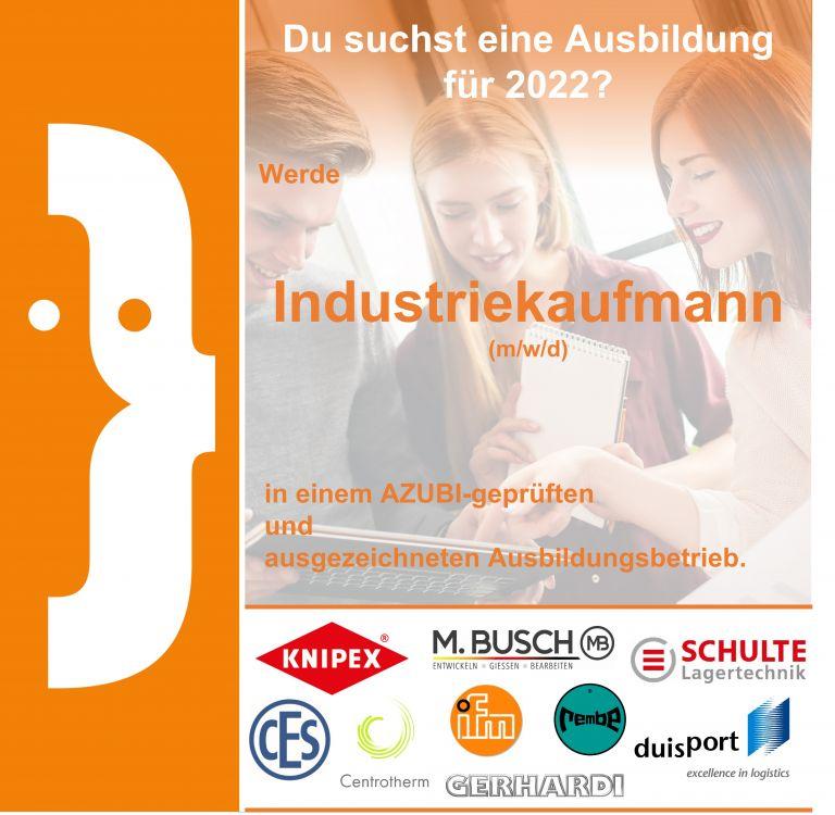 Industriekaufmann (m/w/d)