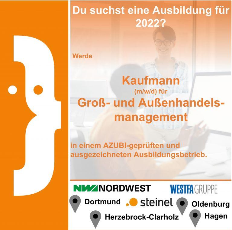 Kaufmann (m/w/d) für Groß- und Außenhandelsmanagement